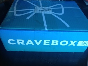 Crave Box – Winter Favorites Review