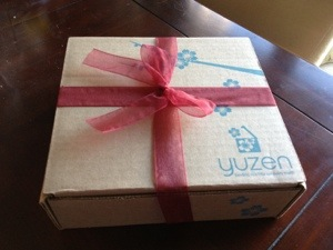 December Yuzen Box Review
