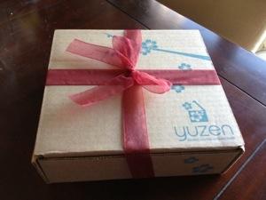 December Yuzen BoxReview