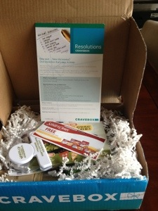 Crave Box Resolutions BoxReview