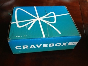 Crave Box – Back to School Snack Box Review
