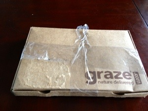 Graze Box Review -Week 1