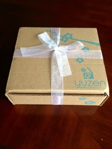 February Yuzen Box Review – Spring