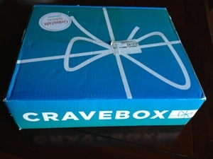 CraveBox Cooking Light Series Review – Box 1 Starting the Year offLight