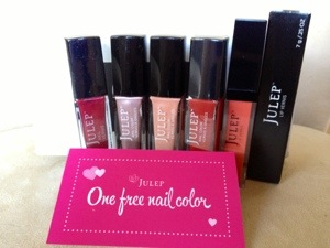 Julep Maven Cupid's Mystery Box Giveaway!
