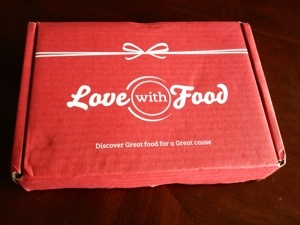 March Love with Food BoxReview