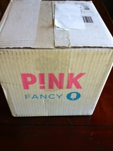 February Pink Fancy Boxreview